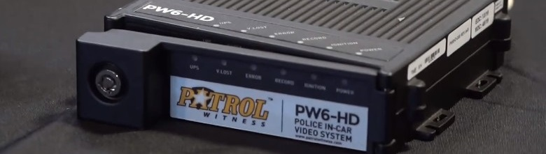 PW6HD DVR Front